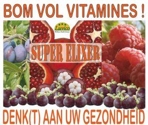 Luvico Super Elixer anti oxidanten mineralen vitamines